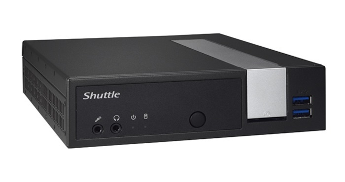 Shuttle DL10J