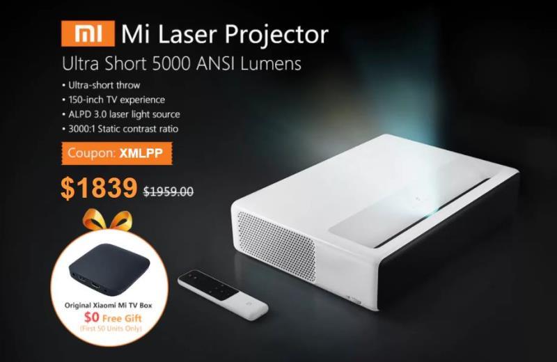 Xiaomi Mi Ultra Short 5000