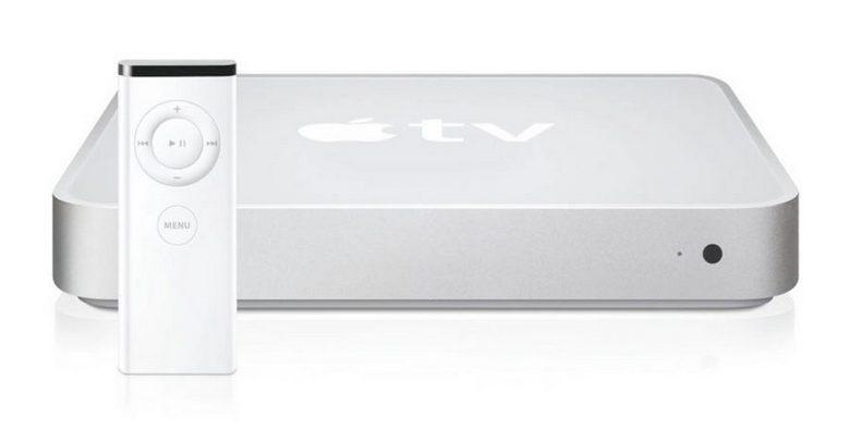 Apple закроет доступ к цифровому магазину iTunes Store телевизионным приставкам Apple TV первого поколения