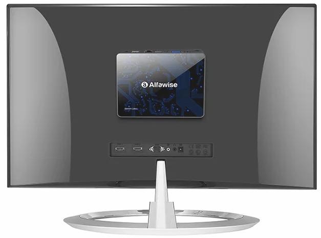 """Мини-ПК Alfawise T1 на платформе Intel Gemini Lake с внутренним 2,5"""" - HDD/SSD"""