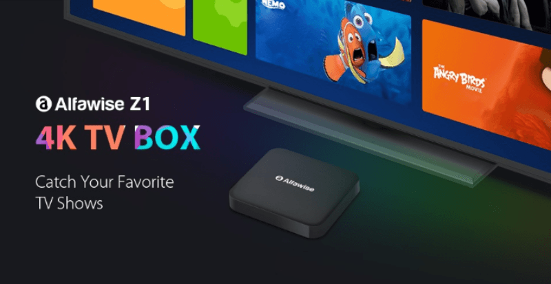 Alfawise Z1 TV BOX