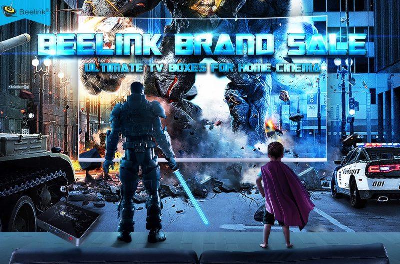 Распродажа ТВ-приставок и мини-ПК Beelink