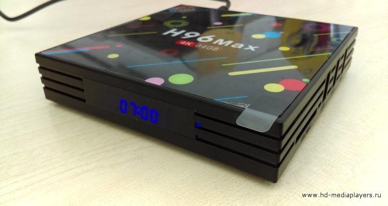 Обзор ТВ-приставки H96 MAX - H2 с 64 Гб встроенной памяти