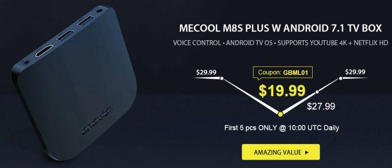 MECOOL M85 PLUS