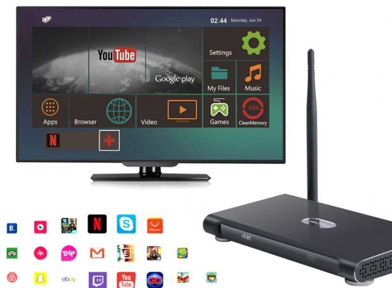 Iweipoo K10 Plus TV BOX