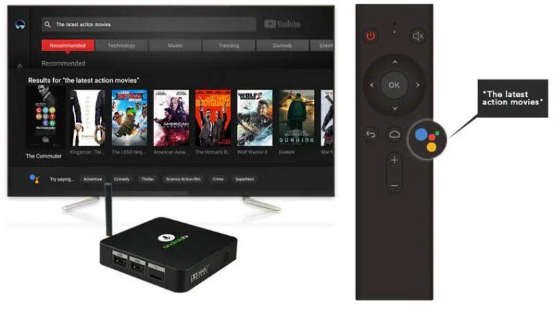TV Box MECOOL KM8