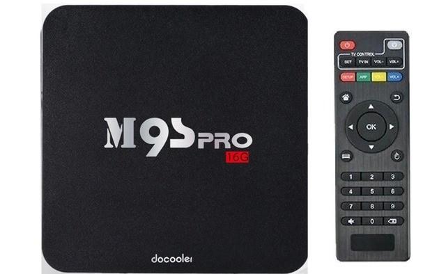 TV BoxDocooler M9S-PRO