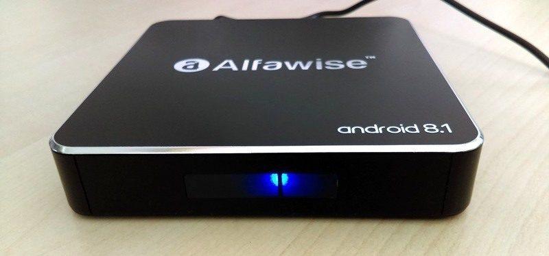 Восстановление ТВ бокса Alfawise A8 после неудачного OTA