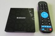 Обзор TV Box Alfawise T9