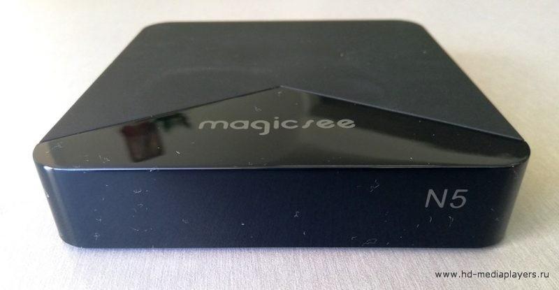 Обзор ТВ-приставки MAGICSEE N5