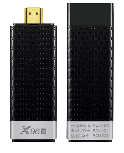 X96S TV dongle