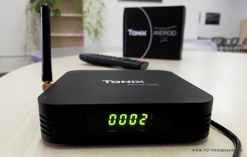 Tanix TX6