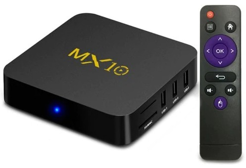 MX10 TV Box