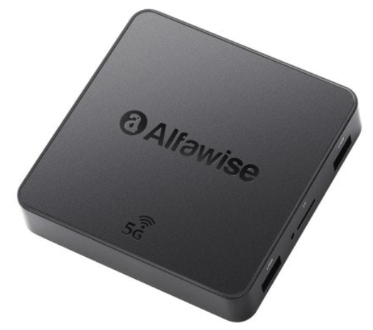 TV BOX Alfawise A8 Pro