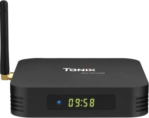 TV Box Tanix TX6 с SoC Allwinner H6