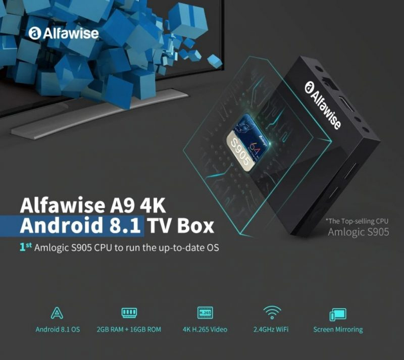 Alfawise A9