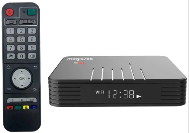 TV BOX MAGICSEE N5 Max