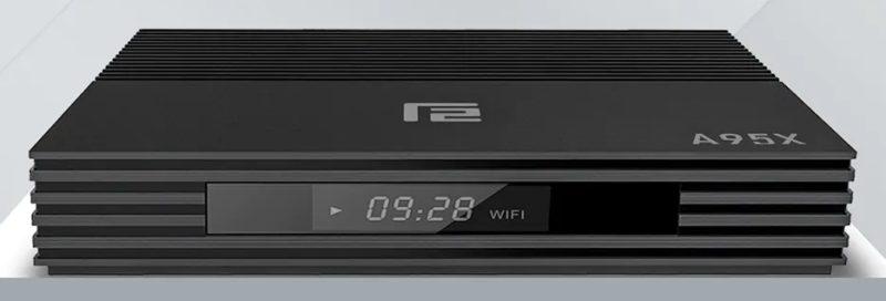 A95X F2 Smart TV Box