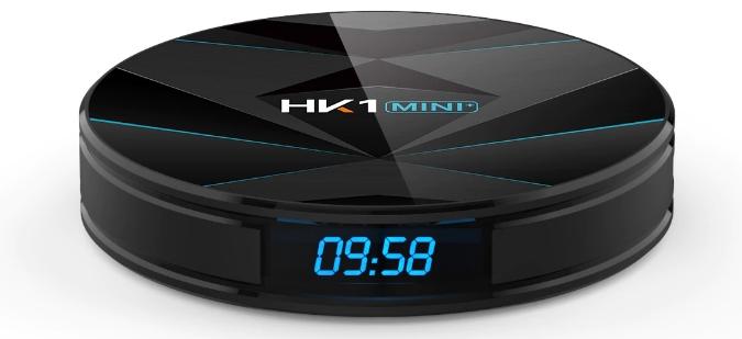 TV Box HK1 Mini Plus