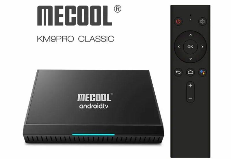 TV Box MECOOL KM9Pro Classic