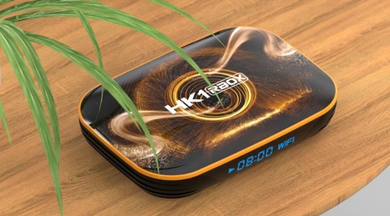 TV Box HK1 RBOX